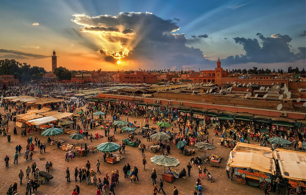 Traslado Marrakech